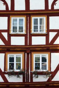 Westerwald Hachenburg mit berühmter Brauerei