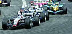 Formel 1 am Nürburgring